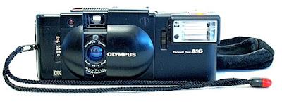 Olympus XA4 Macro