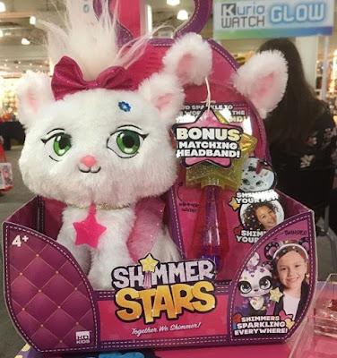 Кошечка Shimmer Stars