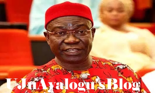 Assets' forfeiture: You cannot try me with your military era law – Ekweremadu tells Buhari