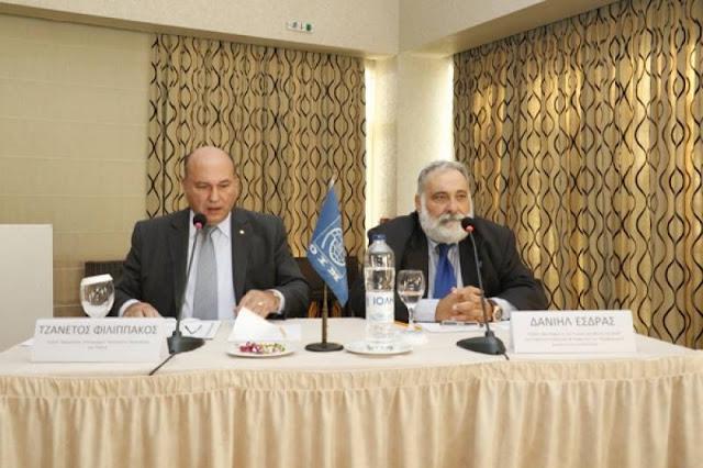Γ.Γ. Συντονισμού του Υπουργείου Προστασίας του Πολίτη: Δεν θα δημιουργηθούν κέντρα υποδοχής μεταναστών σε Μεσσηνία και Λακωνία