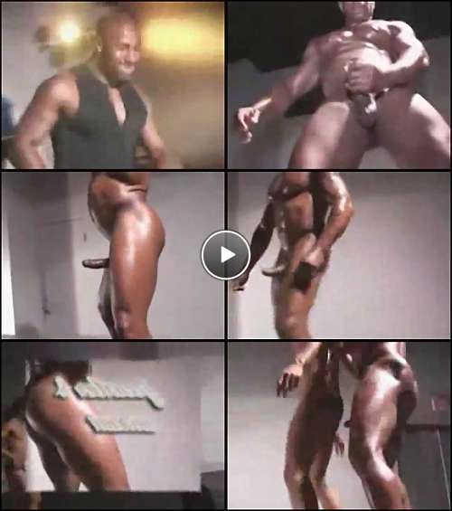 Black male stripper sex videos