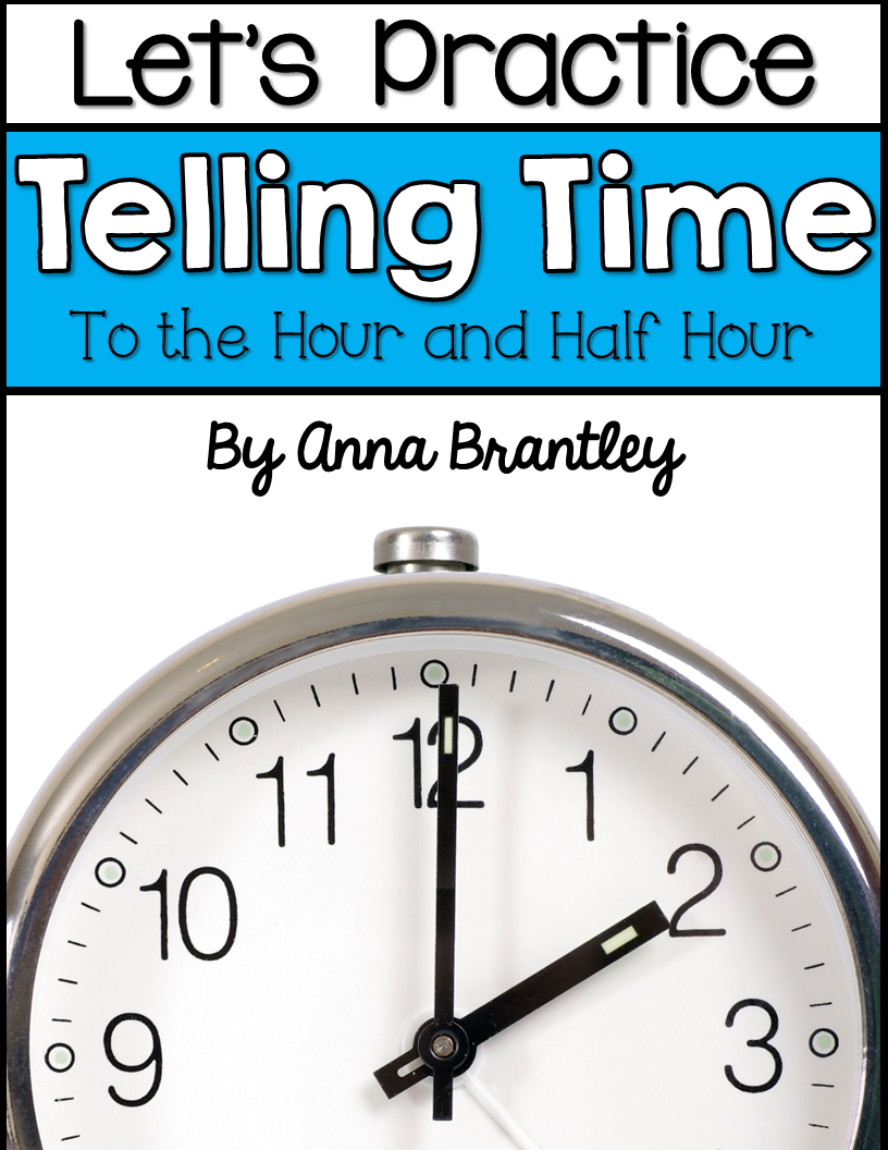 Let's Practice Telling Time