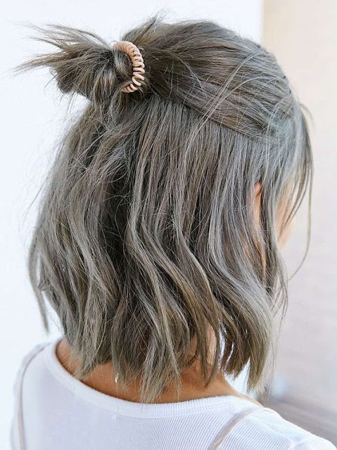 peinado rollos-rodetes 2017