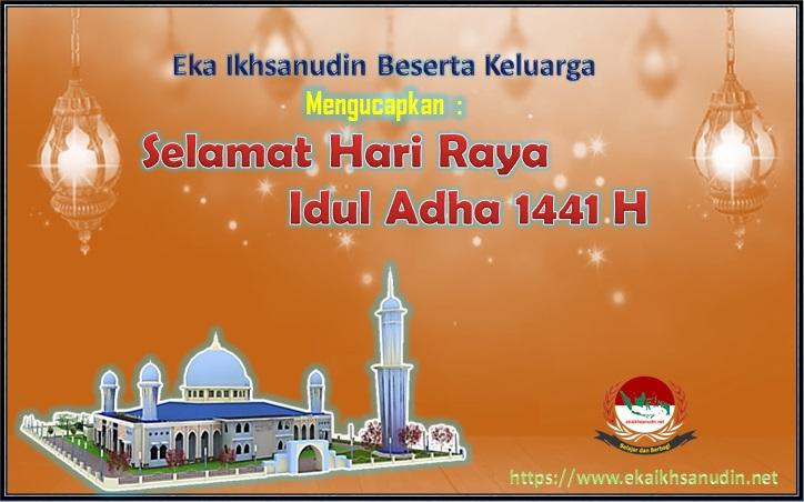 Selamat Hari Raya Idul Adha 1441 H
