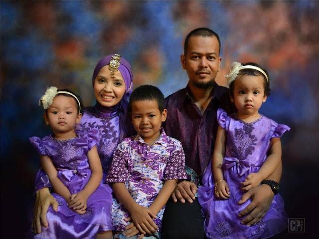 foto keluarga depok