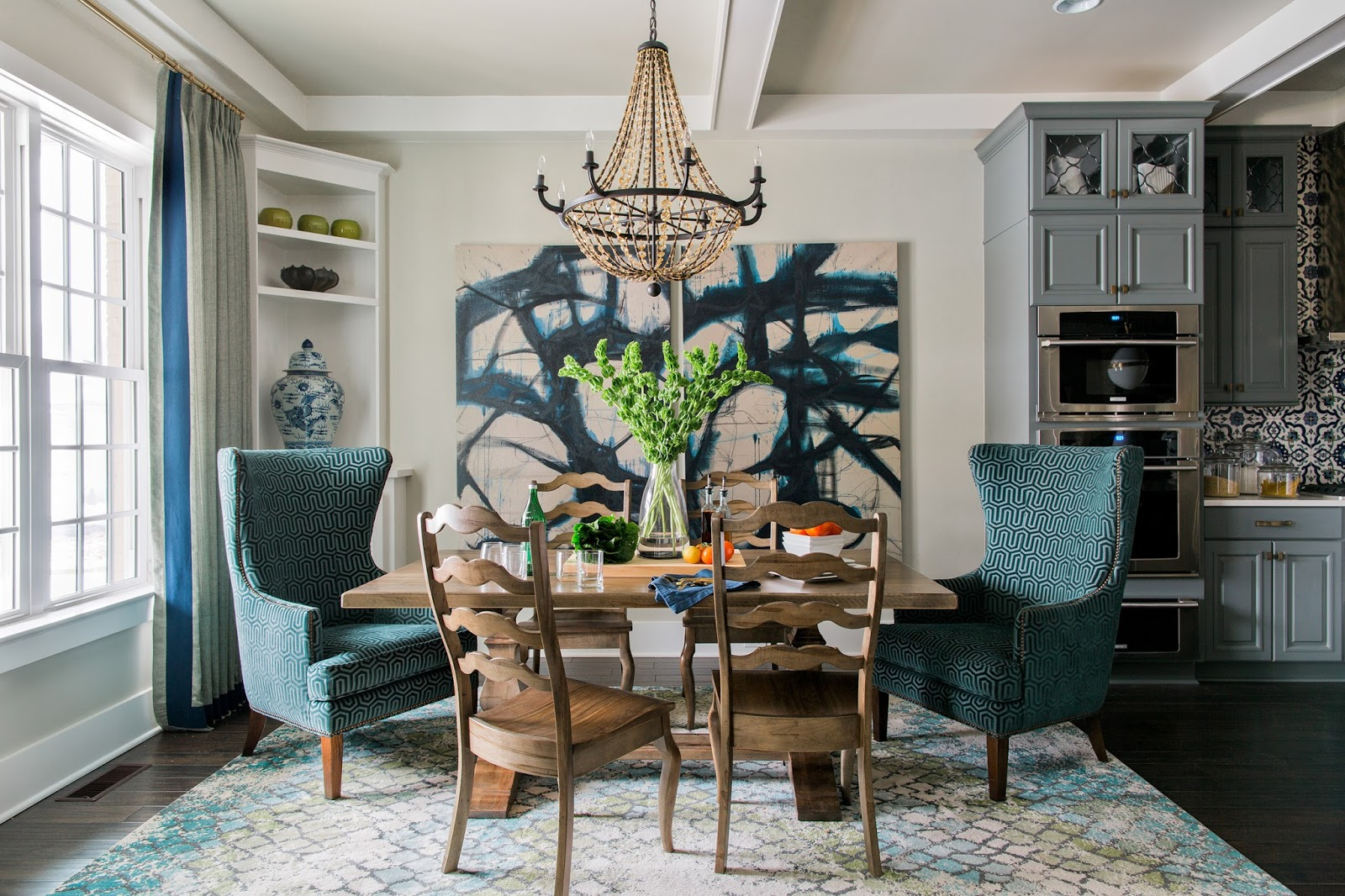 Hines sight blog raleigh nc is home to new hgtv smart home for Dining room decor 2016