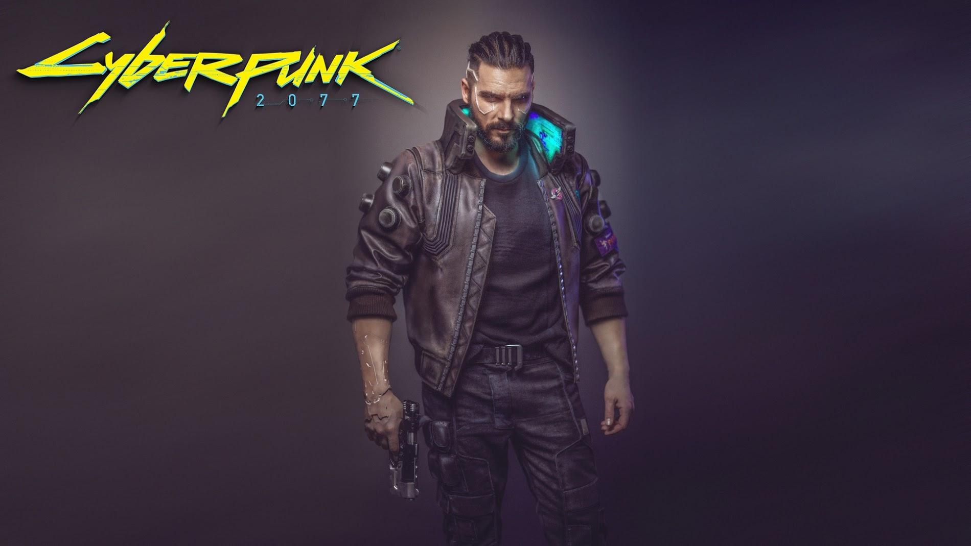 Cyberpunk 2077 HD Wallpaper