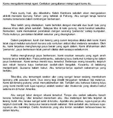 Contoh Mengarang Bahasa Indonesia Kumpulan Judul Contoh Skripsi Bahasa Inggris << Contoh Jpeg Mari Belajar Bahasa Melayu Contoh 4 Karangan Rangsanganpage273