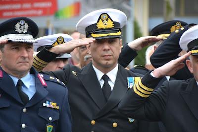 Ο Αντιπλοίαρχος Παύλος Τιφτικίδης νέος Διοικητής της ΑΕΝ Ηπείρου
