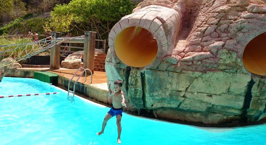 Aqualandia Benidorm.