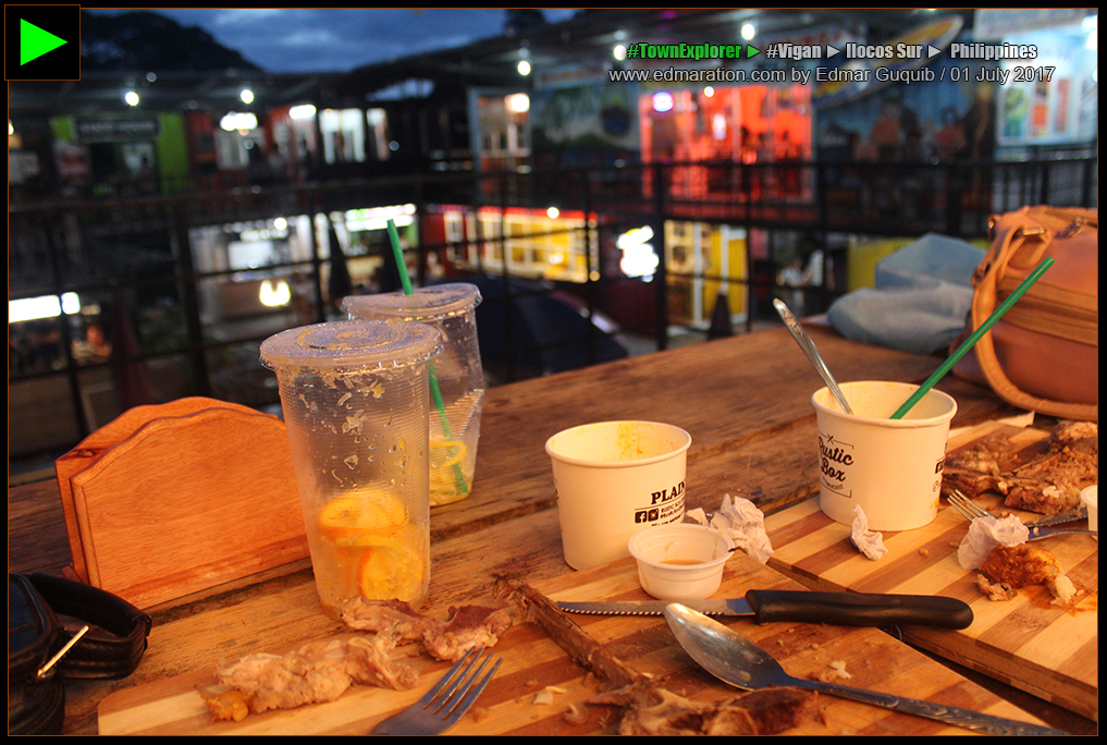 SITIO FOOD PARK, VIGAN
