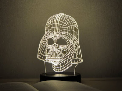 Starwars 3D Night Light
