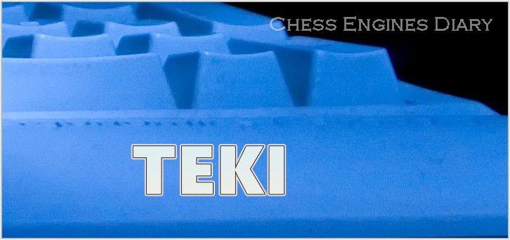 JCER (Jurek Chess Engines Rating) tournaments - Page 8 Teki