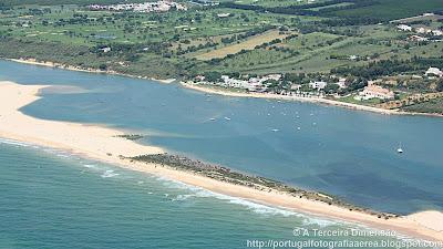 Ria Formosa - Praia da Fábrica