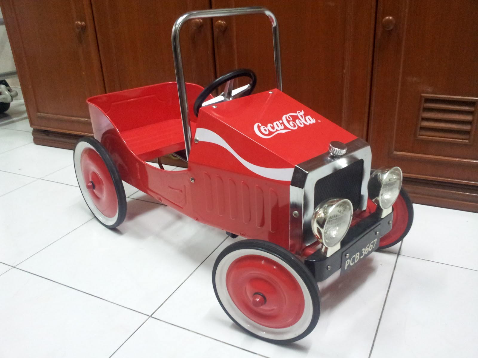 Antique Items For Sale: Pedal Cars