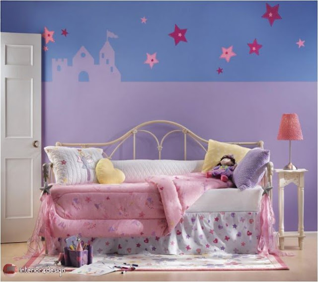 Amazing Decorating Ideas For Kids' Rooms 6