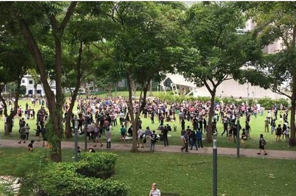 Warga Singapura Demo, Protes Pemilihan Presiden yang Dimenangkan Halimah Yacob