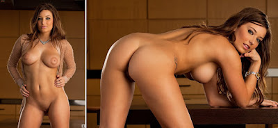 Girls of Playboy - Christine Veronica - Cybergirls - Fresh Faces 01 - September 2011
