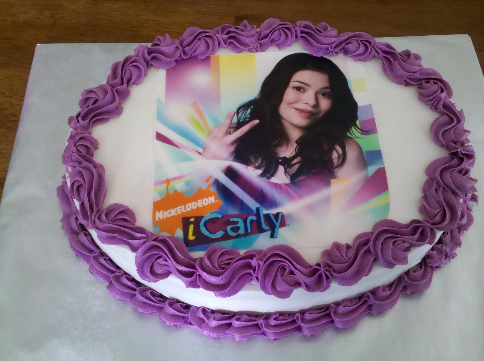 Pin Icarly Sams Remote Birthday Cake Cake On Pinterest