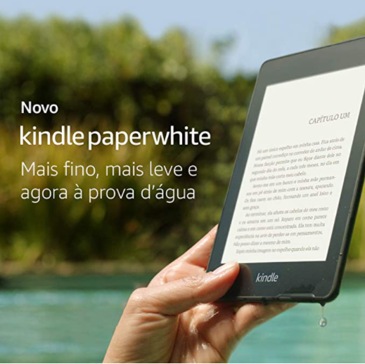 Oferta - Kindle Paperwhite 8 GB
