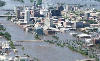 Sứ Điệp Ứng Nghiệm: Các con cũng sẽ chứng kiến những trận lũ lụt nhỏ hơn trong nhiều quốc gia