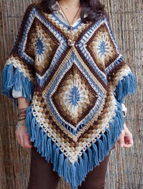 See that crochet square elegance with video tutorial especially for you