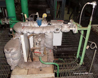 Nozzle Cooling Module for HFO Power Plant