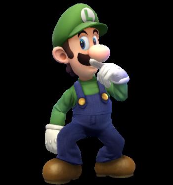 Render Luigi