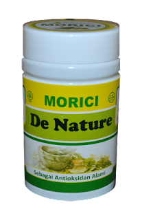 Obat Herbal Kapsul Morici De Nature Indonesia