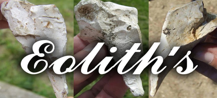 Portable Rock Art and Figure Stones - Eoliths