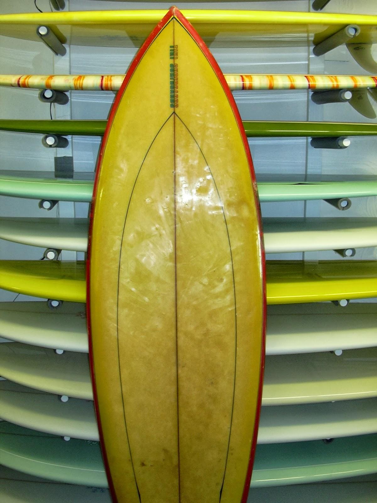 Vintage Surfboard Collector Uk Board For Sale