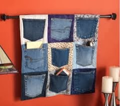 The Art Of Up Cycling Old Jeans Crafts 15 Amazing Ideas To Reuse