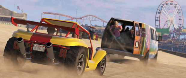 GTA Online Update 1.0.5, Stimulus Package & Add-On Content Info