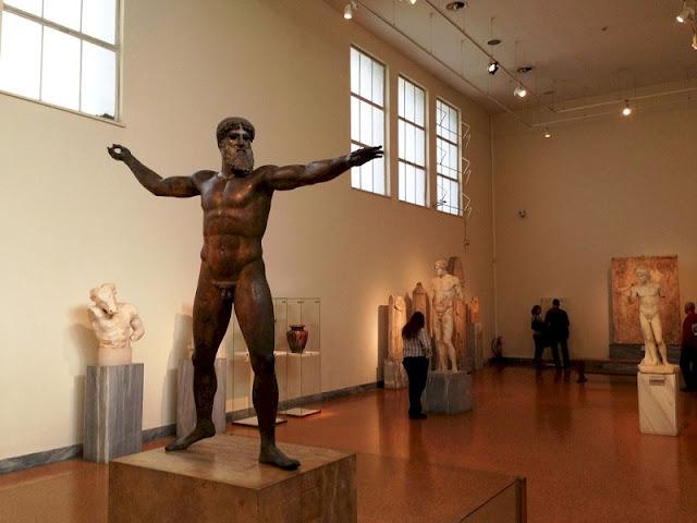 Museu Arqueológico Nacional, Atenas