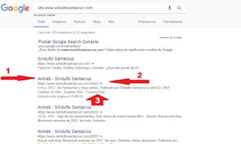 Manipular el aspecto de los resultados de búsqueda en google