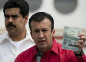 EUA classificam vice-presidente da Venezuela como 'traficante'