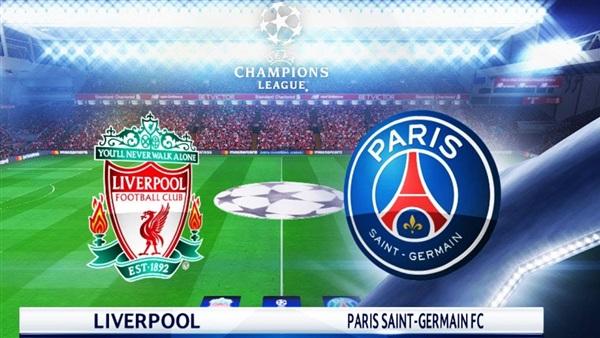مشاهدة مباراة باريس سان جيرمان وليفربول بث مباشر بتاريخ 28-11-2018 دوري أبطال أوروبا