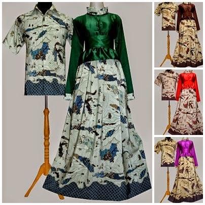 Tempat dan Alamat Produsen Grosir Supplier Distributor Kulakan Baju Batik  Couple de76c01627