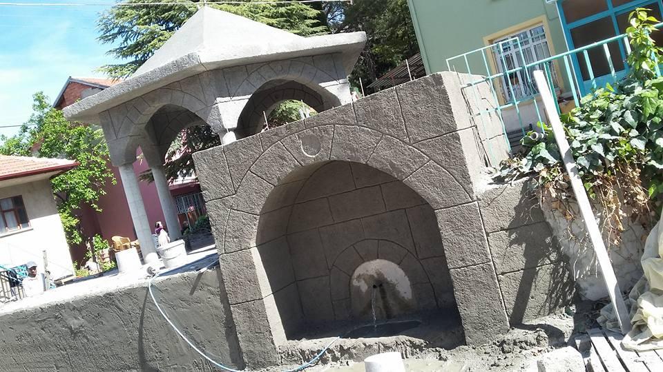 Cami bahçesi