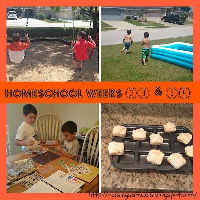 Raising Samuels Homeschool