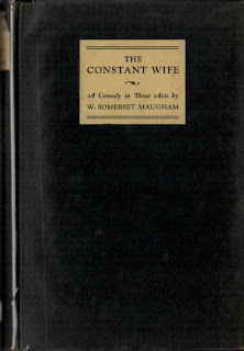 The Constant Wife (1926) by W. Somerset Maugham
