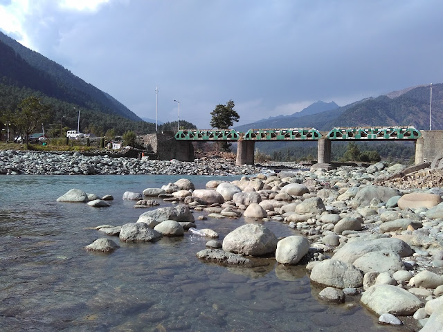 bridge in pehalgam