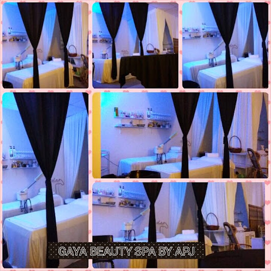 Our New Boutique SPA in Presint 11 Putrajaya ~ Urut SPA Gaya MenSPA