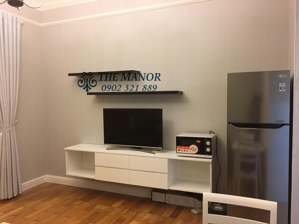 Cho thuê căn hộ Studio The Manor giá cực rẻ $500 bao luôn phí - hình 2