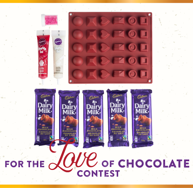 WIN a Chocolate Making Kit - For the Love of Chocolate Giveaway