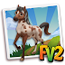 FV2Cheat Brown and White Knabstrupper Horse