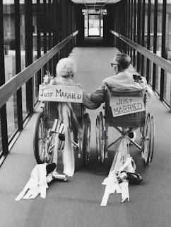 amor en la vejez pareja