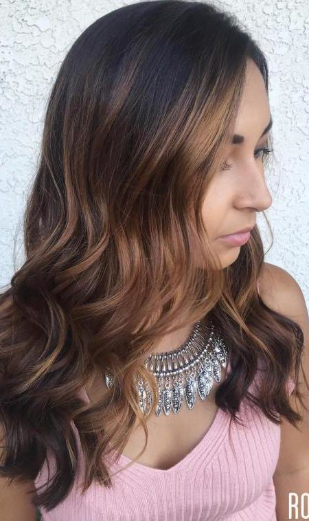 Trendy Caramel Hair Color For 2018 Hair Fashion Online