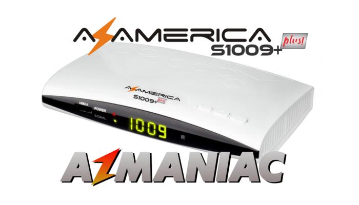 Azamérica S1009 Plus ACM