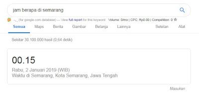 waktu jasa SEO di Semarang saat ini